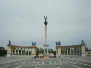 Budapeszt -pl. Bohaterów