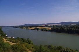 Dunaj przy Devinie Słowacja