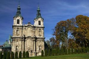 Jędrzejów klasztor
