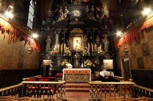 Kaplica MB Częstochowskiej
