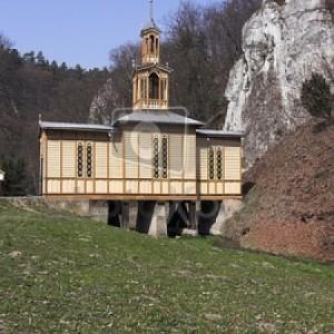 Kaplica w Ojcowie