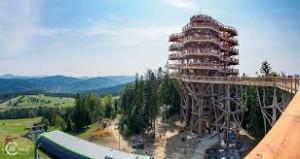 Krynica Wieża Widokowa
