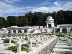 Lwów - Cmentarz Orląt