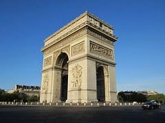 Paryż luk (D)