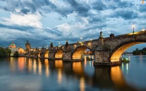 Praga - Most Karola 1