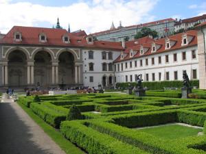 Praga Ogrody Walensztejna