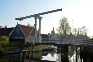 Purmerend - most Holandia