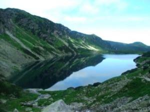 Staw Gąsiennicowy w Tatrach