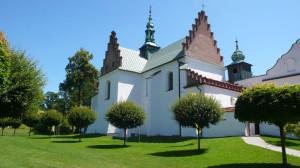 Szczyrzyc - kościół