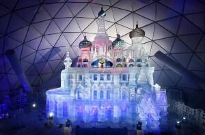 Tatrzańska Lodowa Swiątynia 2021
