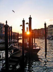Wenecja, Kanał Włochy
