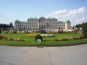 Wiedeń - Belweder